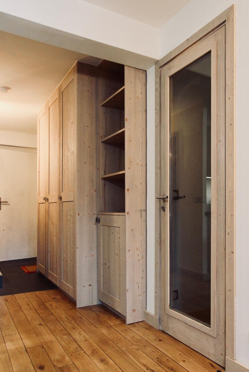 Aménagement d'un appartement aux Crêts à Val d'Isère