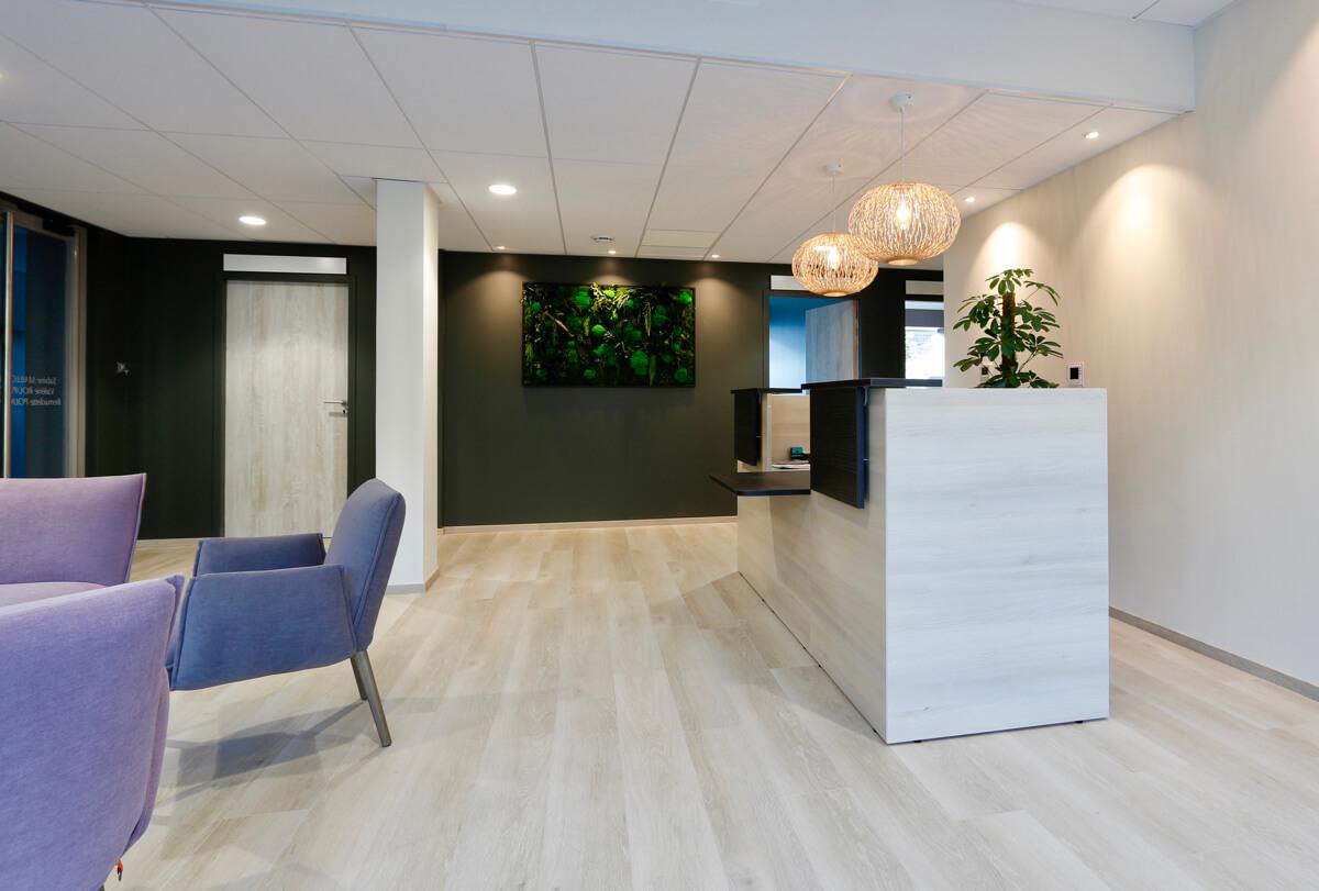Conception et agencement d'un Office Notarial à Aix-Les-Bains