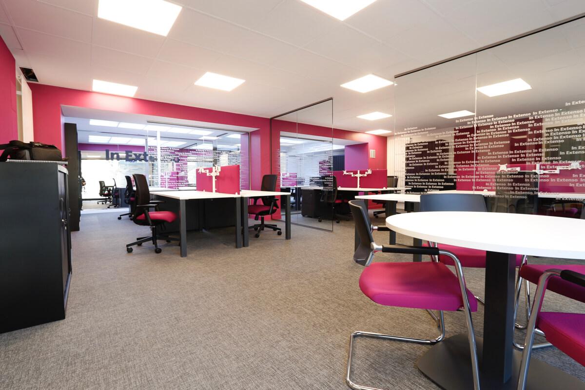 Rénovation et agencement d'un cabinet d'Experts-comptables aux Gets