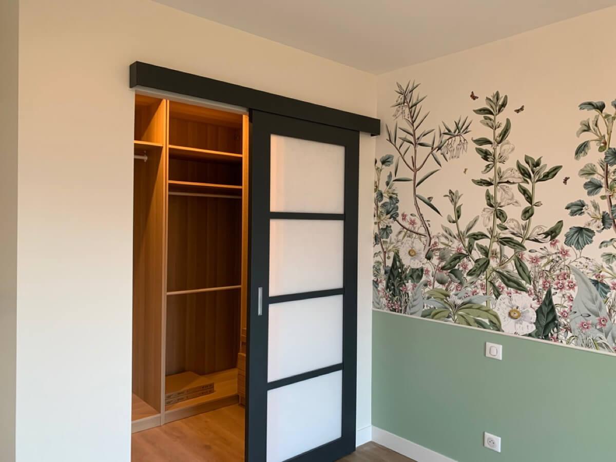 Rénovation et aménagement d'un appartement à Tresserve
